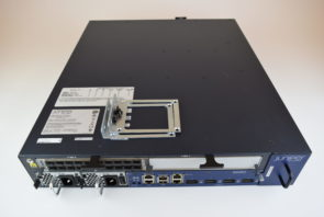 MX80-AC with MIC-3D-20GE-SFP